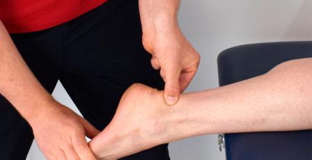 fisioterapia esguince